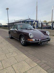 1969 Porsche 911E 2.0-Litre Coupé