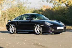 Picture of 2003 Porsche 996 Turbo X50 SOLD