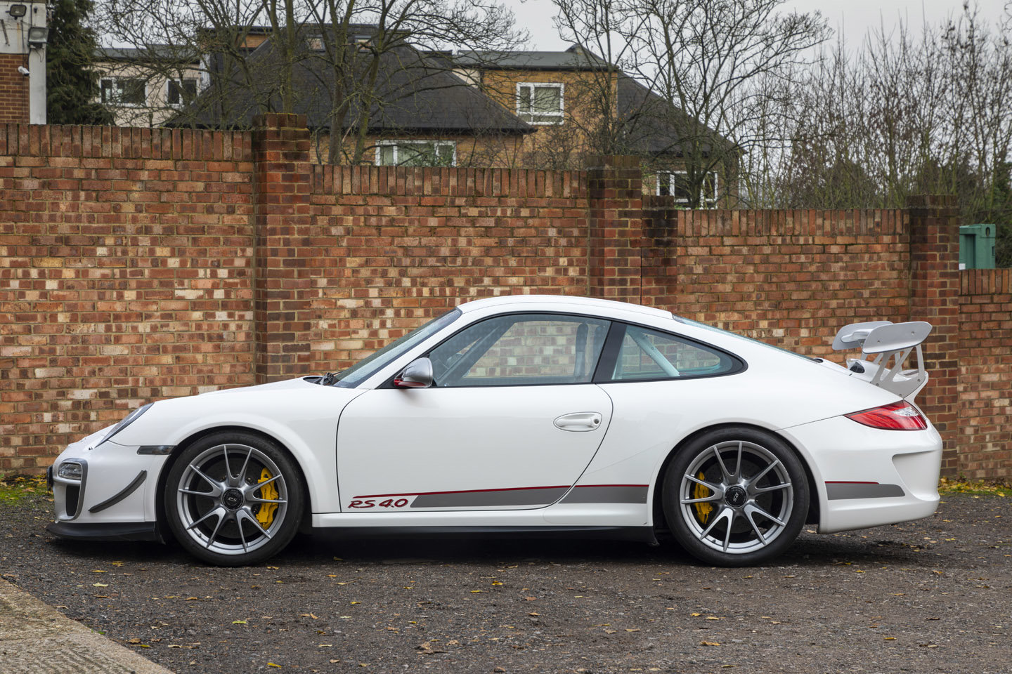 2011-PORSCHE 997 GEN II GT3 RS 4.0 GRANDPRIX WHITE -  For Sale (picture 2 of 6)