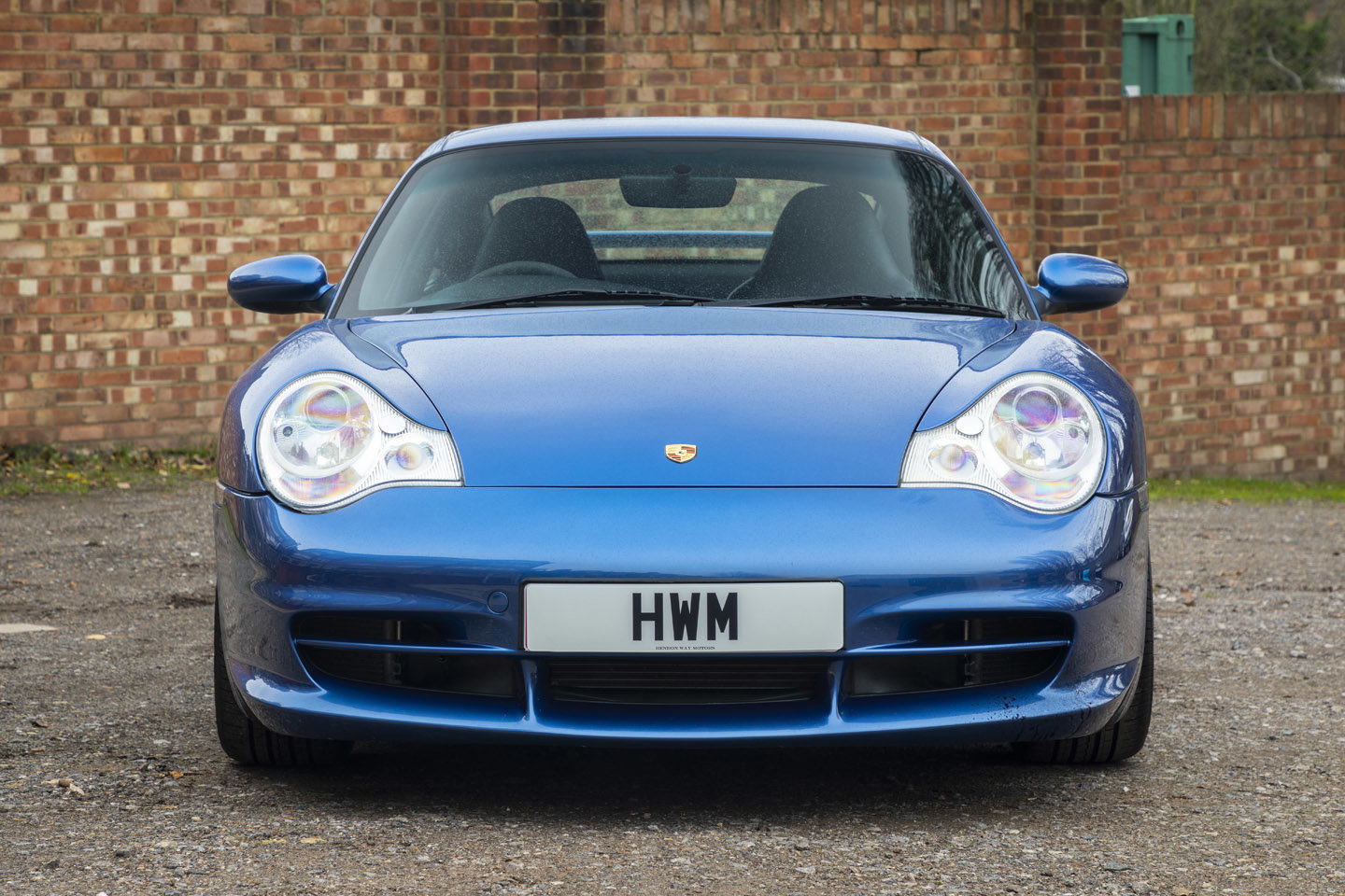 2003 PORSCHE 996 GT3 RHD COBALT BLUE METALLIC For Sale (picture 5 of 6)
