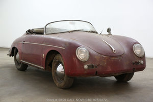 1957 Porsche 1600 Speedster For Sale