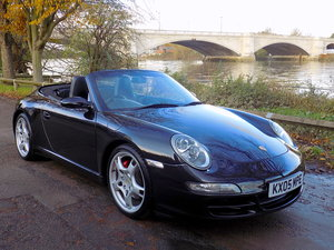 2005 PORSCHE 911 (997) CARRERA 2 S CABRIOLET For Sale