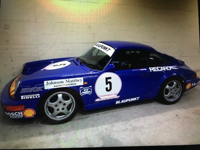 1990 Early Porsche 964 Cup /944 Turbo Cup Collection For Sale (picture 1 of 6)