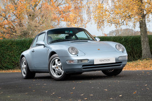 1994 Porsche 993 C2 Manual For Sale