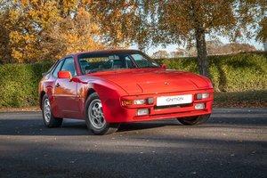 1988 Porsche 944 *34,700 miles from new*
