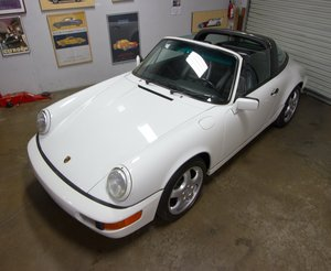 1991 Porsche 911 964 C2 Targa 5 Speed Manual low miles $59.9 For Sale