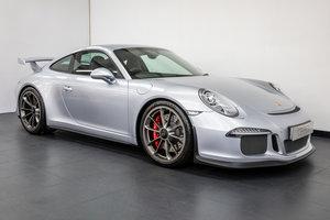 2014 Porsche 911 (991) GT3 4400miles