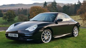 2002 996 targa tip c2 09991 exclusive spec For Sale