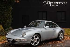 Porsche 993 Carrera - Manual - 1996 - Varioram For Sale