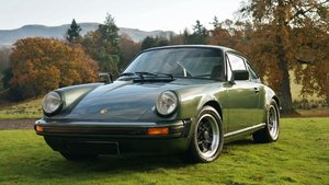 1979 Porsche 911 SC Oak Green Coupe For Sale