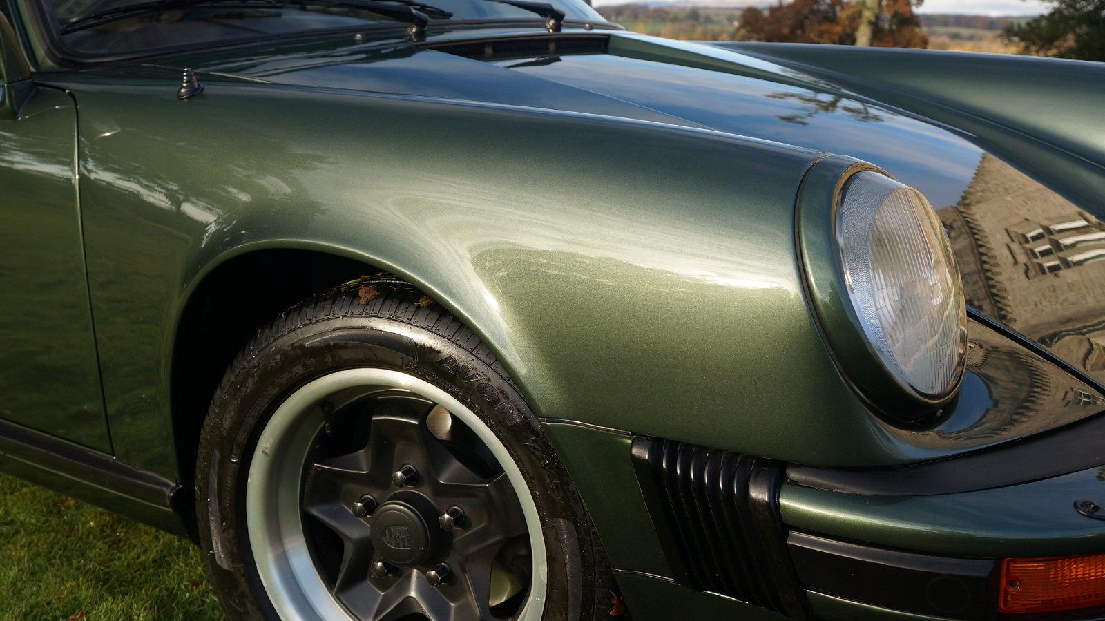 1979 Porsche 911 SC Oak Green Coupe For Sale (picture 6 of 6)
