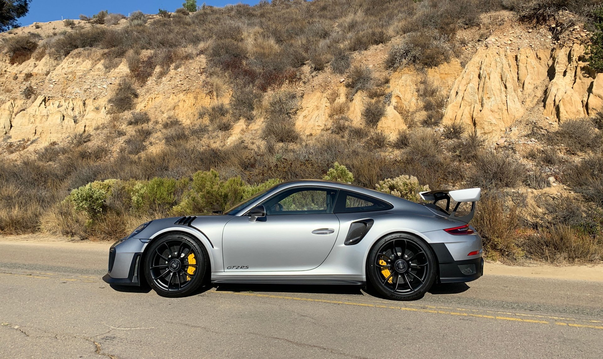 2019 Porsche 991 GT2 RS Weissach 911 Mint only 98 miles $349.5k For Sale (picture 1 of 6)