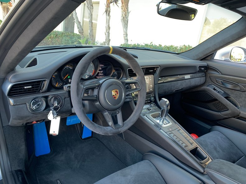 2019 Porsche 991 GT2 RS Weissach 911 Mint only 98 miles $349.5k For Sale (picture 5 of 6)