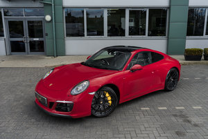 PORSCHE 911 CARRERA 4 GTS 2017/67 For Sale