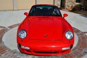 1997 Porsche 911 Carrera 4S-TRULY STUNNING For Sale