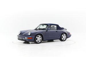 1990 PORSCHE 964 CONVERTIBLE for sale by auction For Sale by Auction