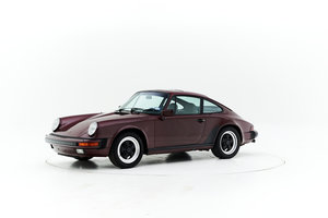 1984 PORSCHE 911 CARRERA 3.2 COUPE for sale by auction For Sale by Auction