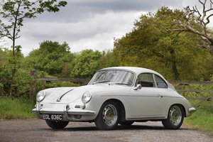 1964 Porsche 356SC coupe For Sale