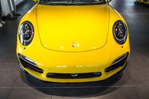 2016 Porsche 911  Turbo S CAB BY PORSCHE EXCLUSIVE