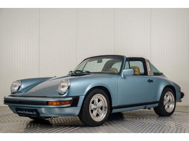 1982 Porsche 911 3.0 SC Targa For Sale (picture 1 of 6)