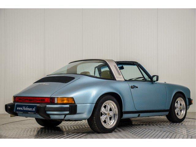 1982 Porsche 911 3.0 SC Targa For Sale (picture 2 of 6)