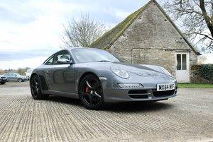 2004 PORSCHE 911 997 3.8S AUTO For Sale