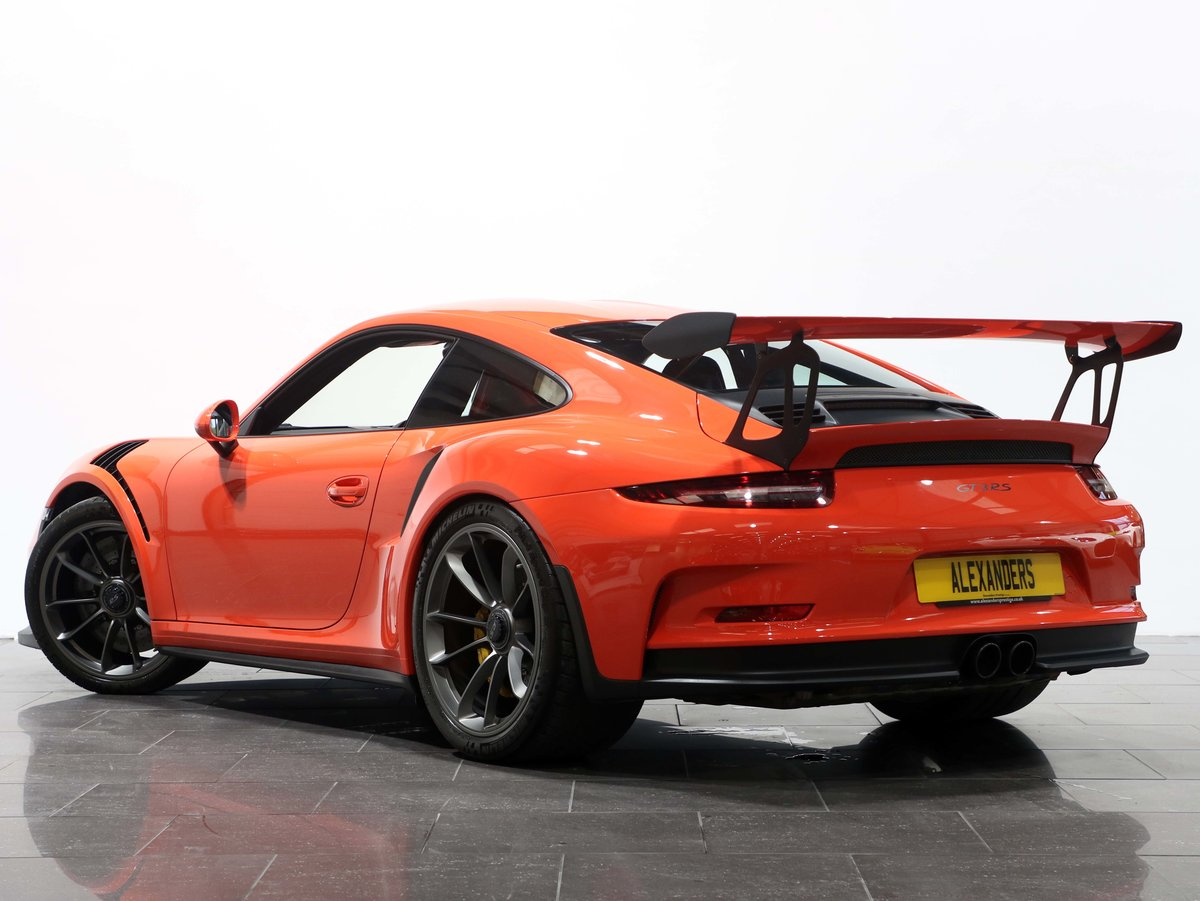2016 16 16 PORSCHE 911 GT3 RS 4.0 [991] GEN I For Sale (picture 3 of 6)