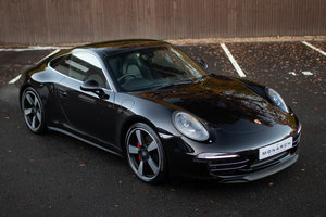 2014/14 Porsche 991.1 911 50th Anniversary PDK For Sale