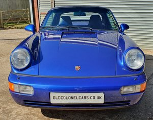 1993 Immaculate Porsche 911 964 C2 Cabriolet - 64,000 Miles For Sale