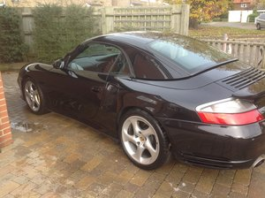 2004 996 Turbo S Tiptronic Cabriolet For Sale
