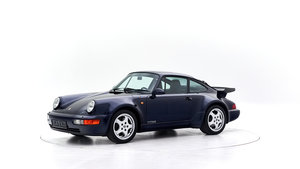 1991 PORSCHE 964 TURBO 3,3 for sale by auction For Sale by Auction