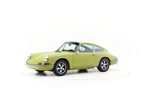 1968 PORSCHE 911T KARMANN for sale by auction For Sale by Auction
