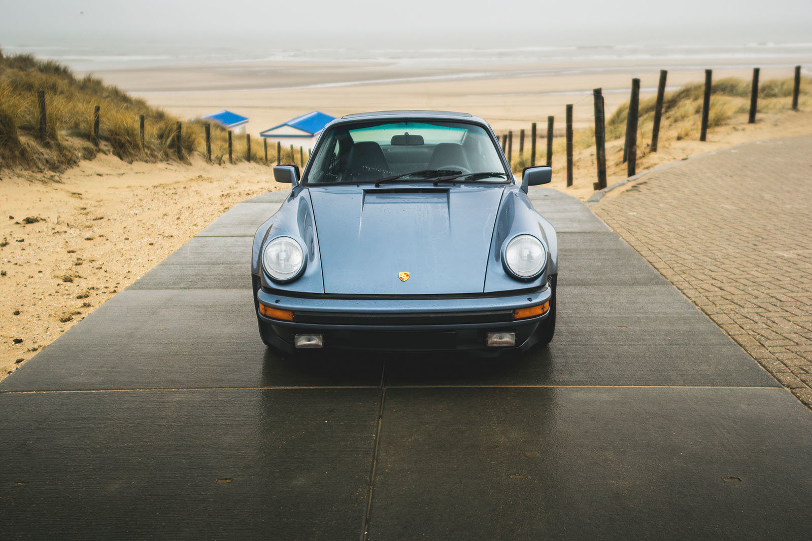 Porsche 911 Turbo 3.3 (1983) SOLD (picture 2 of 6)