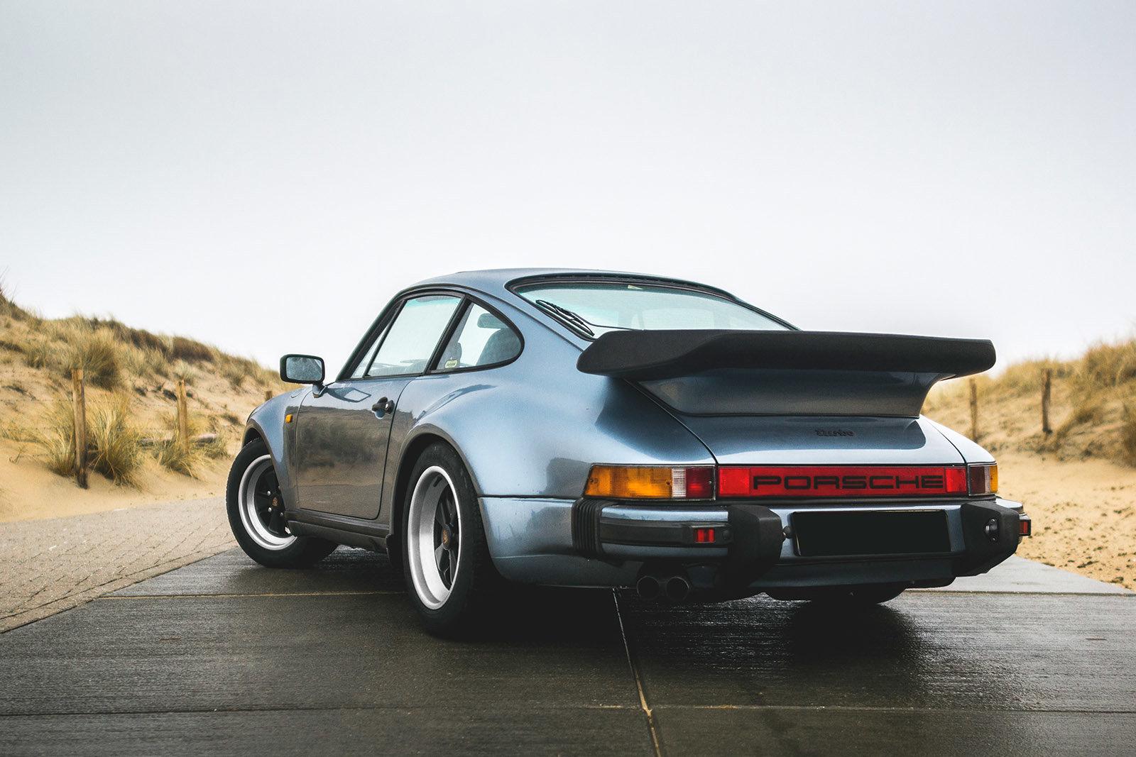 Porsche 911 Turbo 3.3 (1983) SOLD (picture 3 of 6)