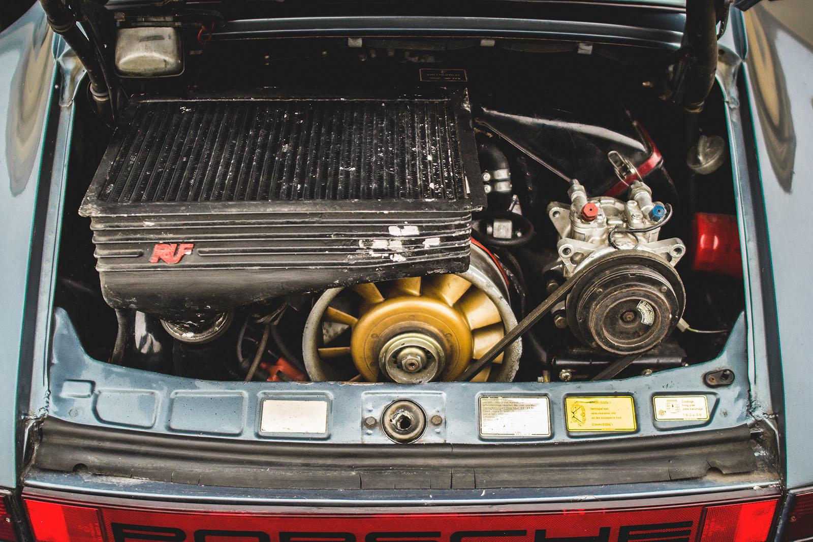 Porsche 911 Turbo 3.3 (1983) For Sale (picture 6 of 6)