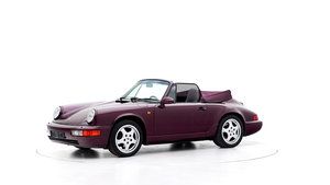1991 PORSCHE 964 CARRERA 2 3.6I for sale by auction For Sale by Auction