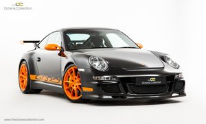 2007 PORSCHE 911 (997) GT3 RS // SOLID BLACK // RHD C16