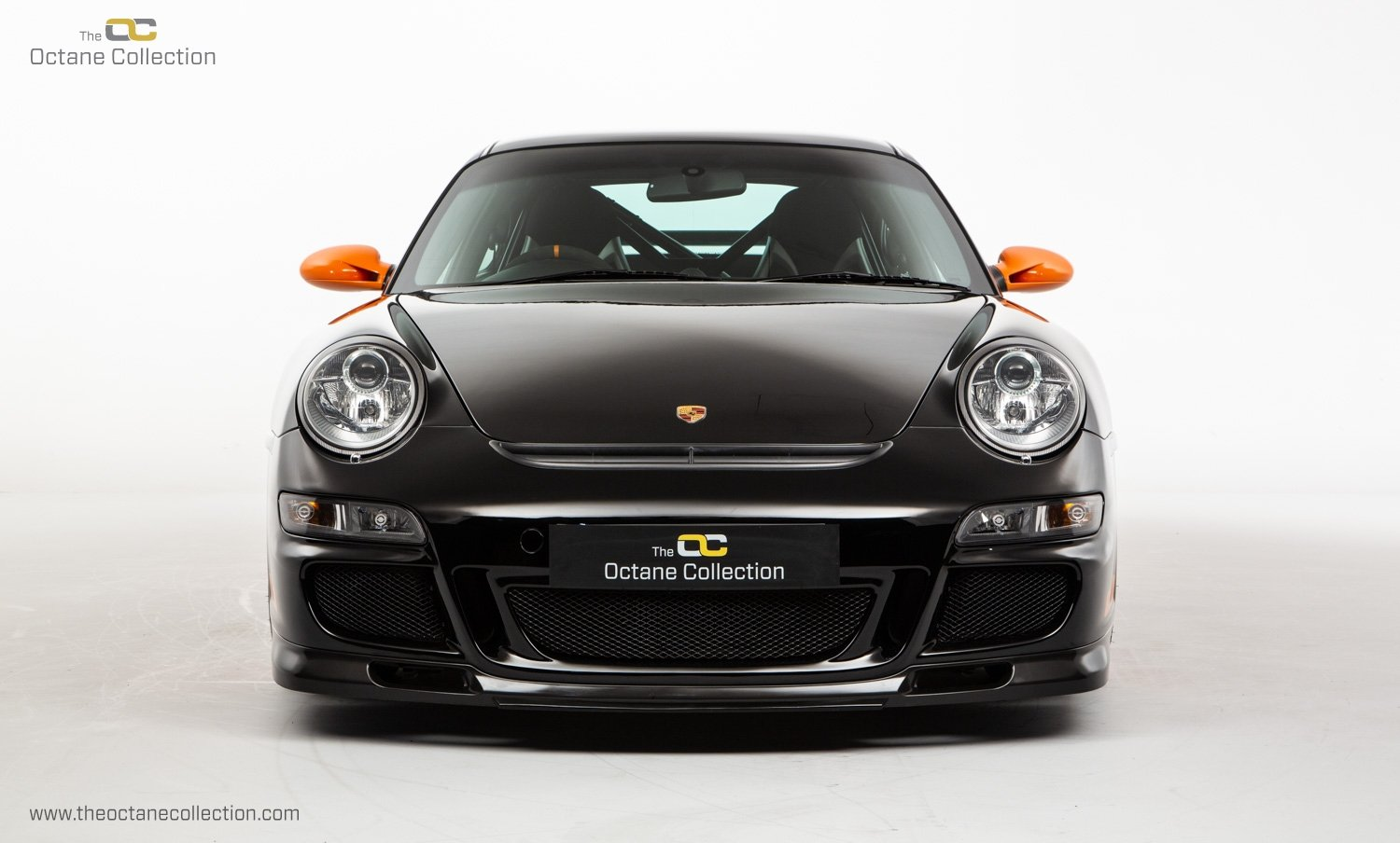 2007 PORSCHE 911 (997) GT3 RS // SOLID BLACK // RHD C16  For Sale (picture 2 of 23)