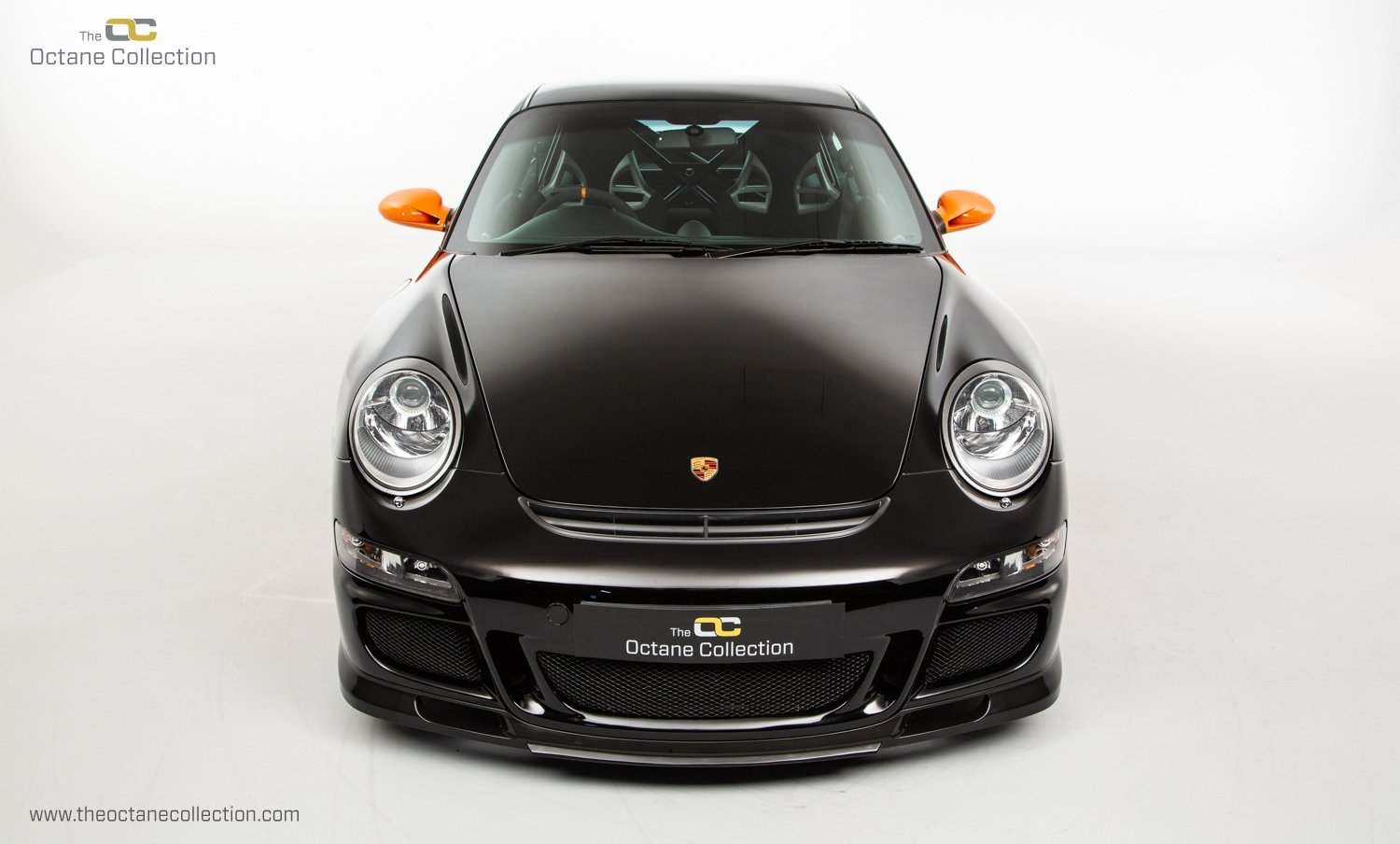 2007 PORSCHE 911 (997) GT3 RS // SOLID BLACK // RHD C16  For Sale (picture 3 of 23)