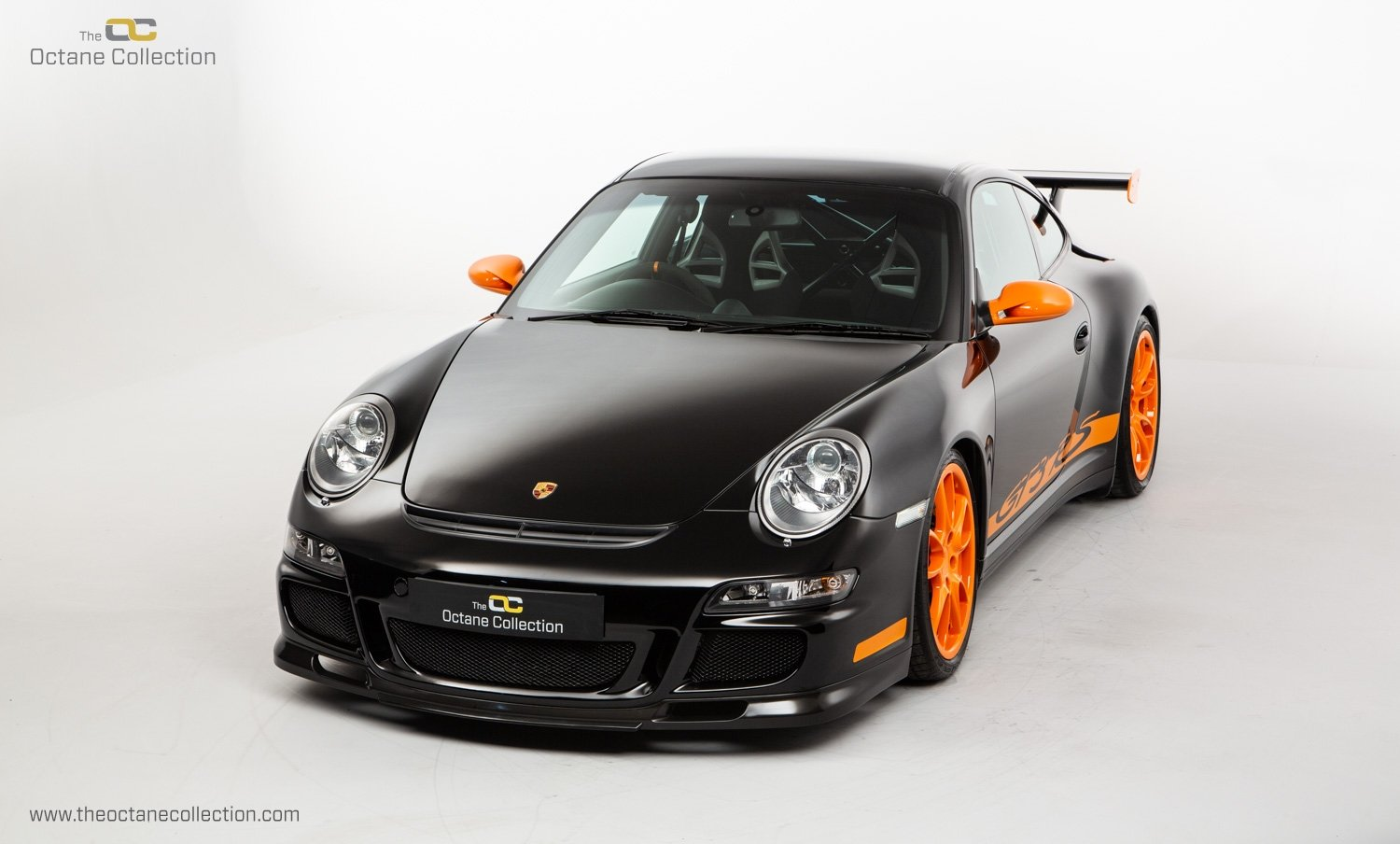 2007 PORSCHE 911 (997) GT3 RS // SOLID BLACK // RHD C16  For Sale (picture 4 of 23)