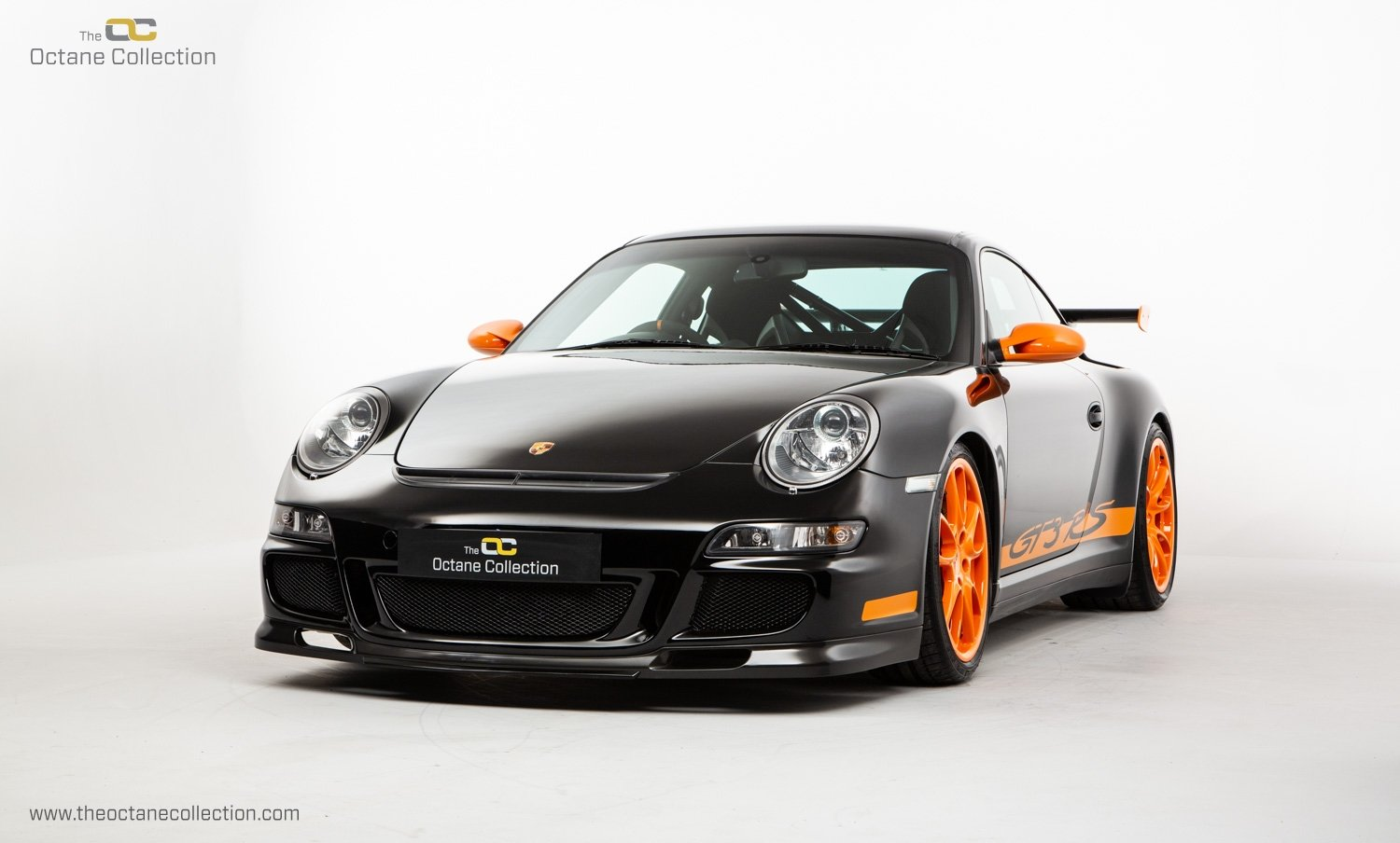 2007 PORSCHE 911 (997) GT3 RS // SOLID BLACK // RHD C16  For Sale (picture 5 of 23)
