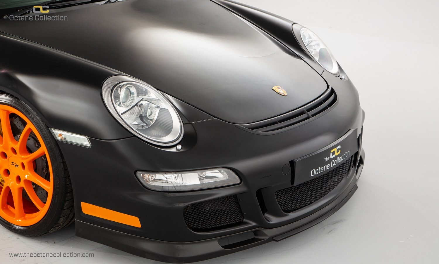 2007 PORSCHE 911 (997) GT3 RS // SOLID BLACK // RHD C16  For Sale (picture 6 of 23)