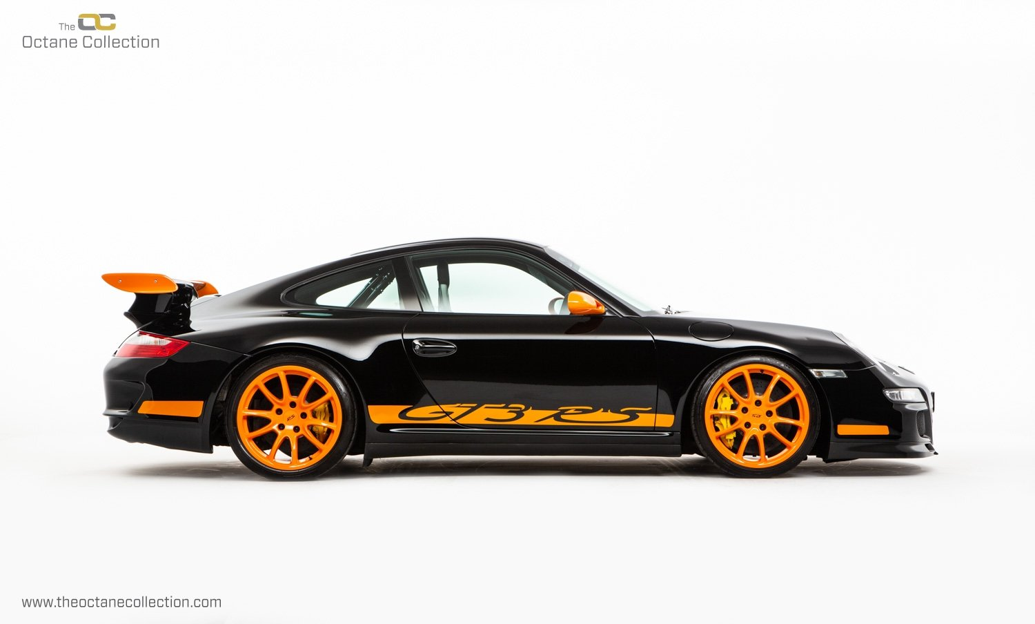 2007 PORSCHE 911 (997) GT3 RS // SOLID BLACK // RHD C16  For Sale (picture 7 of 23)
