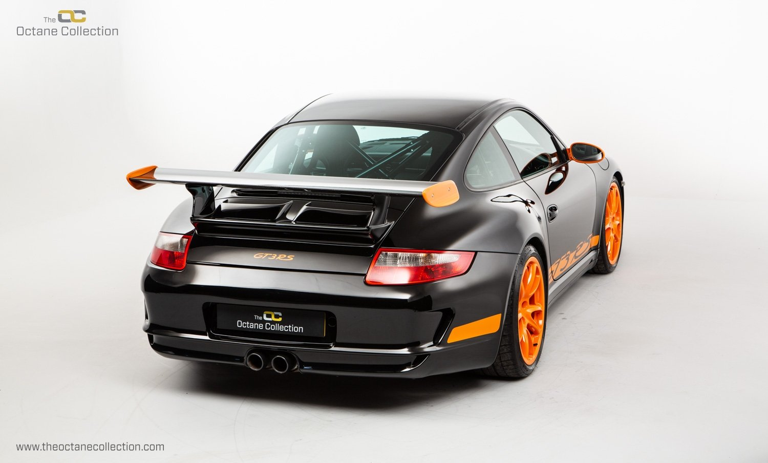 2007 PORSCHE 911 (997) GT3 RS // SOLID BLACK // RHD C16  For Sale (picture 10 of 23)