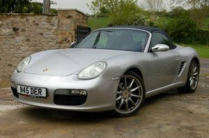 2006 Porsche Boxster 987 For Sale