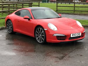 2013 Porsche Carrera 911 S For Sale