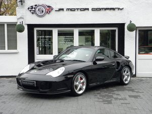 Picture of 2004 911 996 Turbo Manual Coupe Black only 46000 Miles STUNNING! SOLD