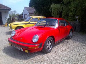1976 Porsche 911 S 04 Dec 2019 For Sale by Auction