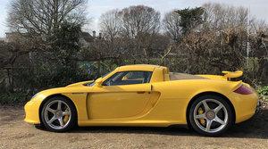 2006 Porsche Carrera GT 04 Dec 2019 For Sale by Auction