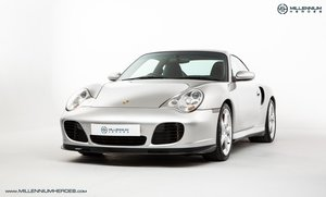 2002 PORSCHE 911 (996) TURBO // ORDERED NEW BY RICHARD BURNS //